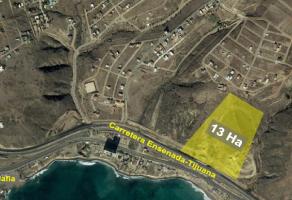 Foto de terreno habitacional en venta en Camino Alegre, Playas de Rosarito, Baja California, 20521242,  no 01