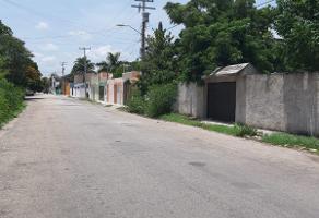 Foto de terreno habitacional en venta en 38 , montes de ame, mérida, yucatán, 7656463 No. 01