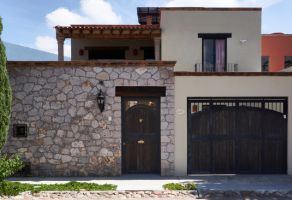 Foto de casa en venta en El Paraiso, San Miguel de Allende, Guanajuato, 15719277,  no 01