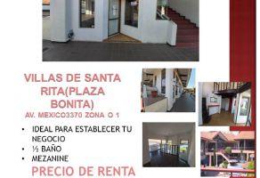Foto de local en renta en Villa Santa Rita, Guadalajara, Jalisco, 15665828,  no 01