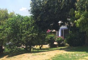 Foto de terreno habitacional en venta en 3a. privada de los reyes , real de tetela, cuernavaca, morelos, 0 No. 01