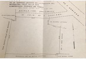 Foto de terreno habitacional en venta en 3a privada de ponciano arriaga , el mezquital, san luis potosí, san luis potosí, 10119215 No. 01