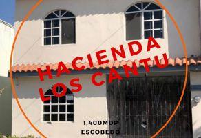 Foto de casa en venta en Hacienda los Cantu 1er Sector, General Escobedo, Nuevo León, 20967574,  no 01