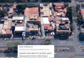 Foto de terreno habitacional en venta en Guadalupe Inn, Álvaro Obregón, DF / CDMX, 14705440,  no 01