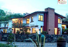 Foto de casa en condominio en venta en Tizampampano del Pueblo Tetelpan, Álvaro Obregón, DF / CDMX, 20029751,  no 01