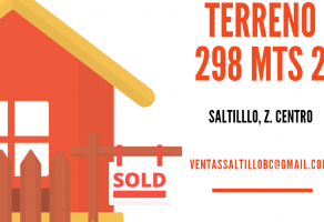 Foto de terreno habitacional en venta en Saltillo Zona Centro, Saltillo, Coahuila de Zaragoza, 20897662,  no 01