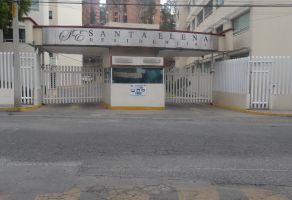 Foto de departamento en renta en Hacienda del Parque 1A Sección, Cuautitlán Izcalli, México, 20634048,  no 01