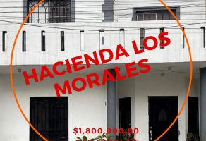 Foto de casa en venta en Hacienda los Morales Sector 1, San Nicolás de los Garza, Nuevo León, 20967312,  no 01