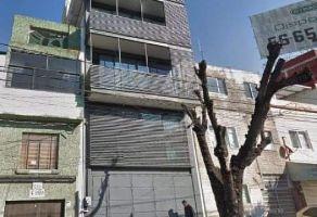 Foto de edificio en venta en Roma Sur, Cuauhtémoc, DF / CDMX, 18236628,  no 01