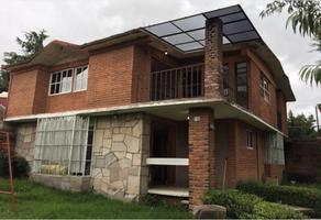 Foto de casa en venta en 3er cerrada prolongación guadalupe victoria 7, san miguel ajusco, tlalpan, df / cdmx, 0 No. 01