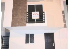 Foto de casa en venta en Quinta Colonial Apodaca 1 Sector, Apodaca, Nuevo León, 18624778,  no 01