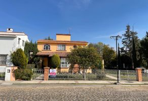 Foto de casa en venta en Club de Golf Tequisquiapan, Tequisquiapan, Querétaro, 20807206,  no 01