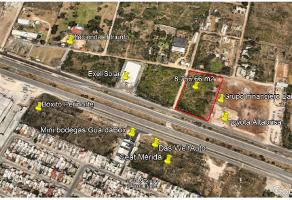 Foto de terreno comercial en venta en 4 , montecarlo norte, mérida, yucatán, 14232170 No. 01