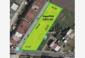 Foto de terreno habitacional en venta en 4 oriente 101, de la santísima, san andrés cholula, puebla, 0 No. 01