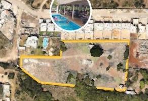 Foto de terreno habitacional en venta en 40 , santa rita cholul, mérida, yucatán, 13966624 No. 01
