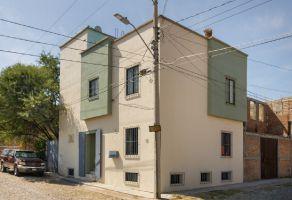 Foto de edificio en venta en La Lejona, San Miguel de Allende, Guanajuato, 21156057,  no 01