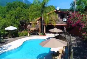 Foto de rancho en venta en El Vergel 1, Allende, Nuevo León, 6427557,  no 01