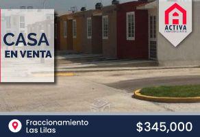 Foto de casa en venta en La Azucena, El Salto, Jalisco, 12037384,  no 01
