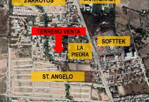 Foto de terreno habitacional en venta en Arboledas I, Jesús María, Aguascalientes, 14853563,  no 01