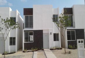 Foto de casa en venta en 42 123, conkal, conkal, yucatán, 0 No. 01