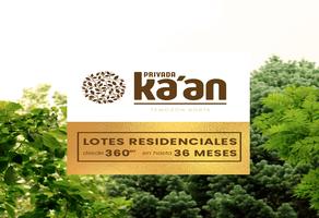 Foto de terreno habitacional en venta en 42 , temozon norte, mérida, yucatán, 0 No. 01