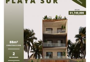 Foto de departamento en venta en Playas del Sur, Mazatlán, Sinaloa, 22056419,  no 01