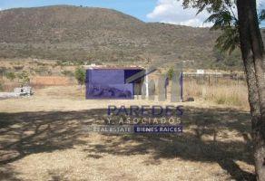 Foto de terreno habitacional en venta en Huertas Agua Azul, Morelia, Michoacán de Ocampo, 21940082,  no 01