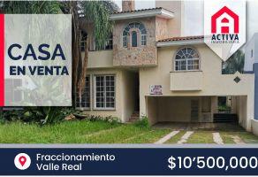 Foto de casa en venta en Valle Real, Zapopan, Jalisco, 17032215,  no 01