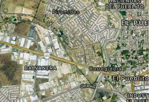 Foto de terreno comercial en venta en Pirámides, Corregidora, Querétaro, 19472829,  no 01