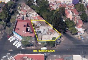Foto de terreno habitacional en venta en Doctores, Cuauhtémoc, DF / CDMX, 21487838,  no 01