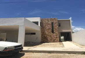 Foto de casa en venta en 46 , nuevo yucatán, mérida, yucatán, 0 No. 01