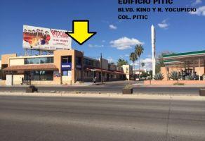 Foto de oficina en renta en Pitic, Hermosillo, Sonora, 18667211,  no 01