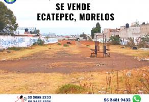 Foto de terreno habitacional en venta en Ampliación Guadalupe Victoria, Ecatepec de Morelos, México, 20983174,  no 01
