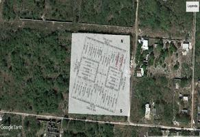 Foto de terreno habitacional en venta en 48 , ciudad caucel, mérida, yucatán, 12687453 No. 01