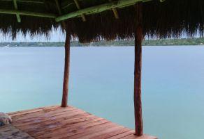 Foto de terreno habitacional en venta en Xul-ha, Othón P. Blanco, Quintana Roo, 16429313,  no 01