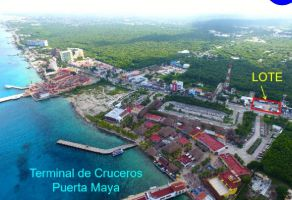 Foto de terreno comercial en venta en Cozumel Centro, Cozumel, Quintana Roo, 18569876,  no 01