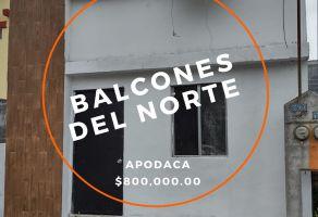 Foto de casa en venta en Balcones del Norte III, Apodaca, Nuevo León, 21011336,  no 01