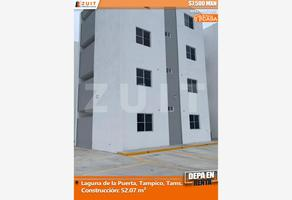 Foto de departamento en renta en 4a. avenida 502, laguna de la puerta, tampico, tamaulipas, 0 No. 01