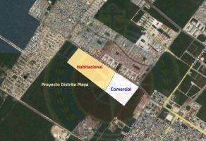 Foto de terreno comercial en venta en Playa del Carmen Centro, Solidaridad, Quintana Roo, 18555367,  no 01