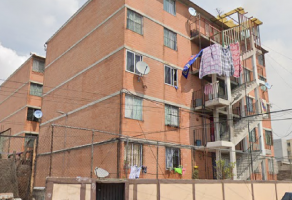 Foto de departamento en venta en Cuchilla Pantitlan, Venustiano Carranza, DF / CDMX, 20380699,  no 01