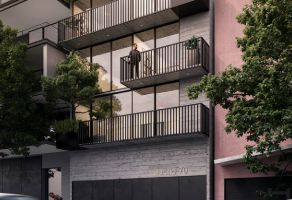 Foto de departamento en venta en Condesa, Cuauhtémoc, Distrito Federal, 6805886,  no 01