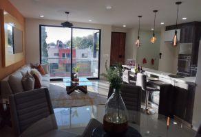 Foto de departamento en venta en Bosque Camelinas, Morelia, Michoacán de Ocampo, 20997635,  no 01