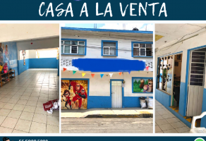 Foto de casa en venta en Aurora Oriente (Benito Juárez), Nezahualcóyotl, México, 20603483,  no 01