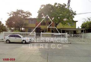 Foto de casa en venta en Unidad Nacional, Ciudad Madero, Tamaulipas, 15537862,  no 01