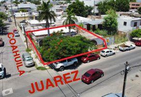 Foto de terreno comercial en renta en Centro Norte, Hermosillo, Sonora, 22078612,  no 01