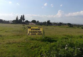 Foto de terreno industrial en venta en San Francisco Ocotlán, Coronango, Puebla, 8418154,  no 01