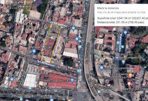 Foto de terreno habitacional en venta en Mixcoac, Benito Juárez, DF / CDMX, 13746620,  no 01