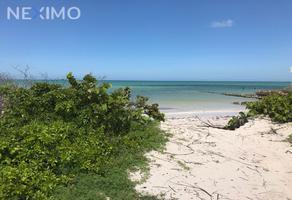 Foto de terreno habitacional en venta en 5 129, chuburna puerto, progreso, yucatán, 20641138 No. 01