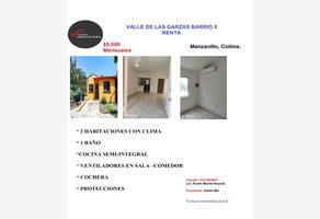 Foto de casa en renta en 5 2, valle de las garzas, manzanillo, colima, 0 No. 01