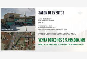 Foto de edificio en venta en 5 de febrero , martín carrera, gustavo a. madero, df / cdmx, 18254426 No. 01
